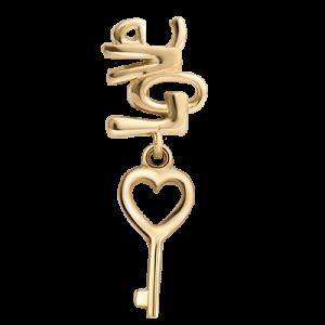 Шармик на подвесе «Ключик любви»