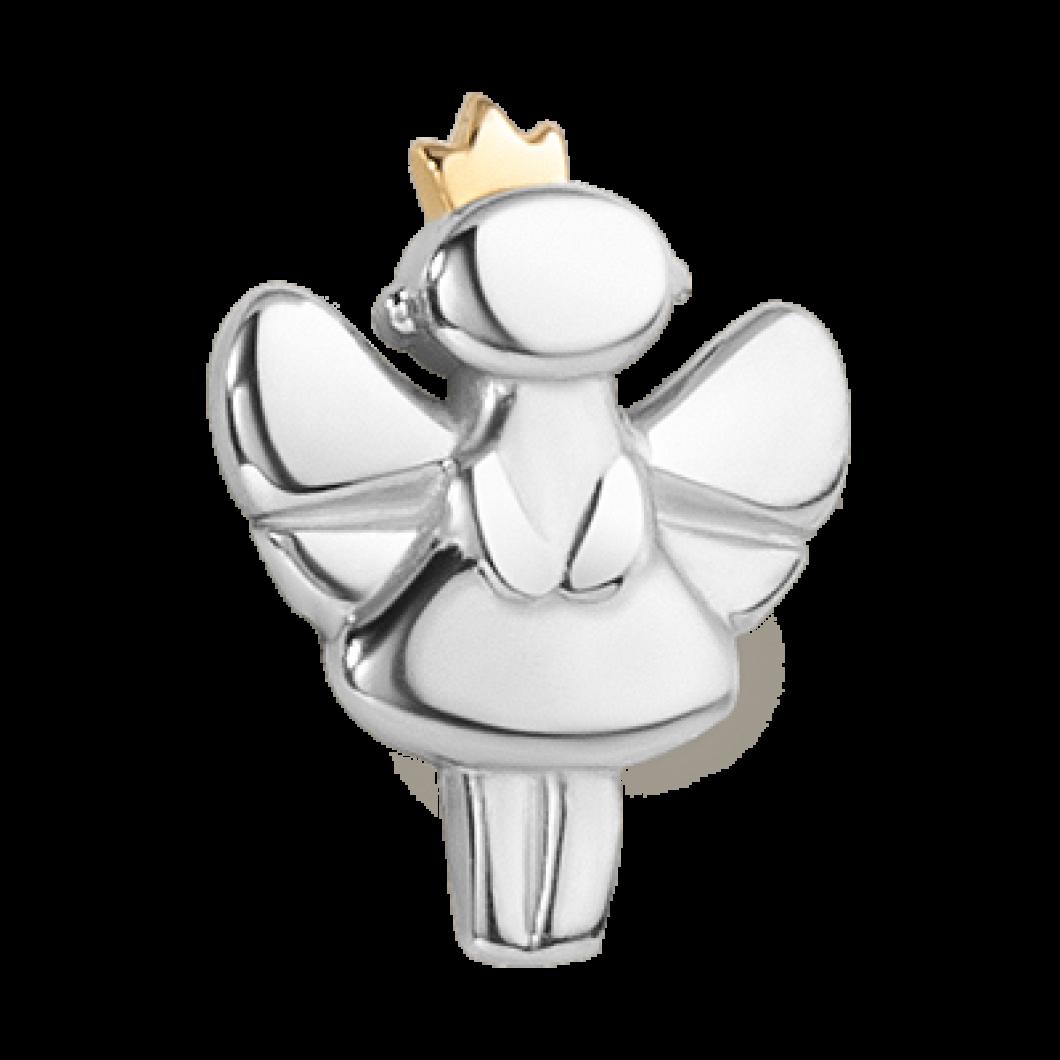 Браслет на ленте с шармиком «Фея»