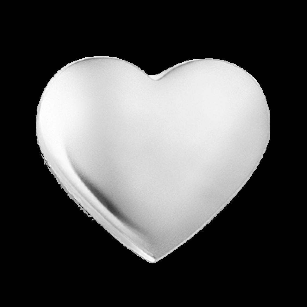 Браслет на ленте с шармиком «Сердце»