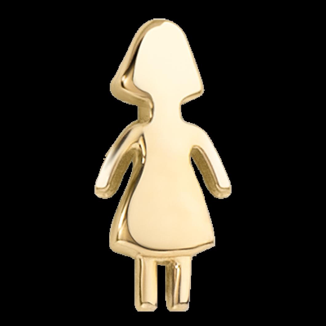 Браслет на ленте с шармиком «Мама»