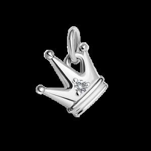 Шармик «Корона с камушками»