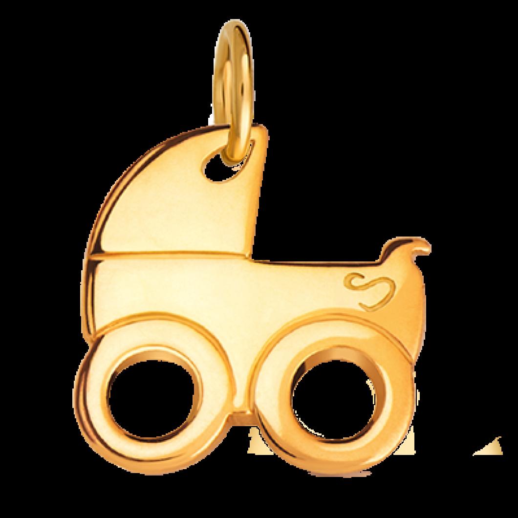 Браслет «Детская колясочка»