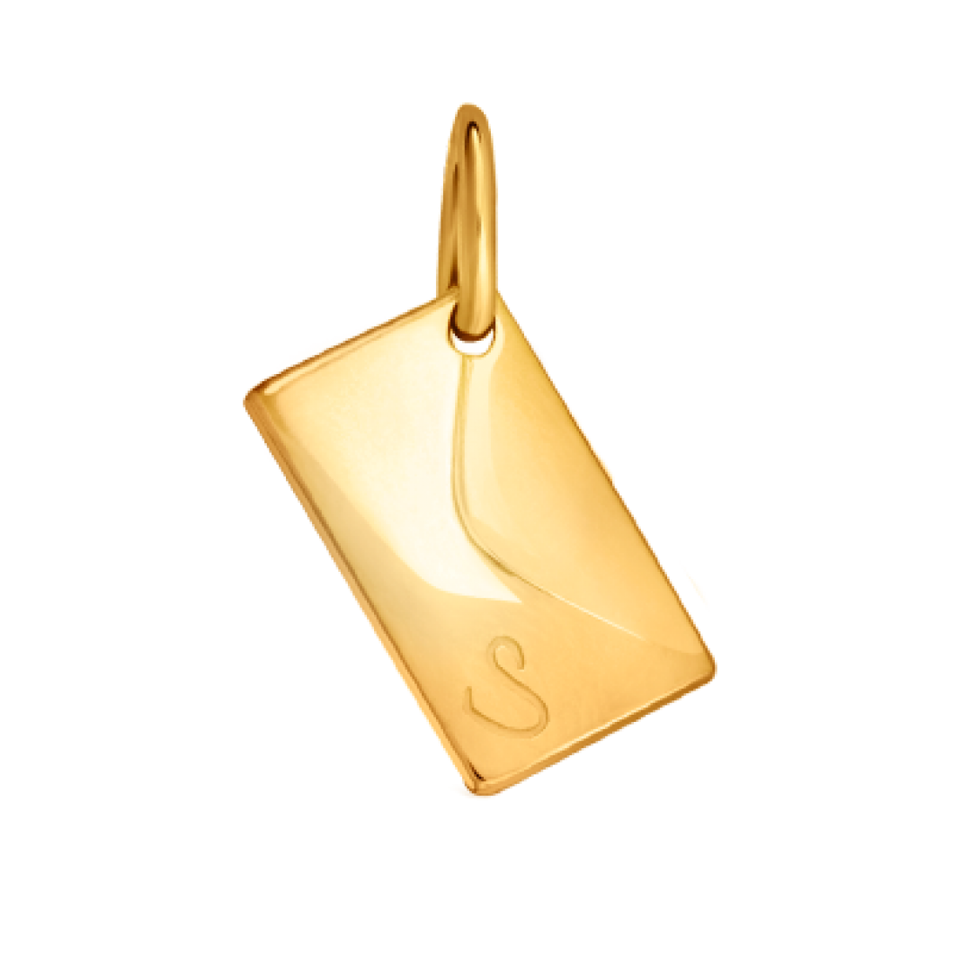 Подвеска «Конвертик мини» серебро 925