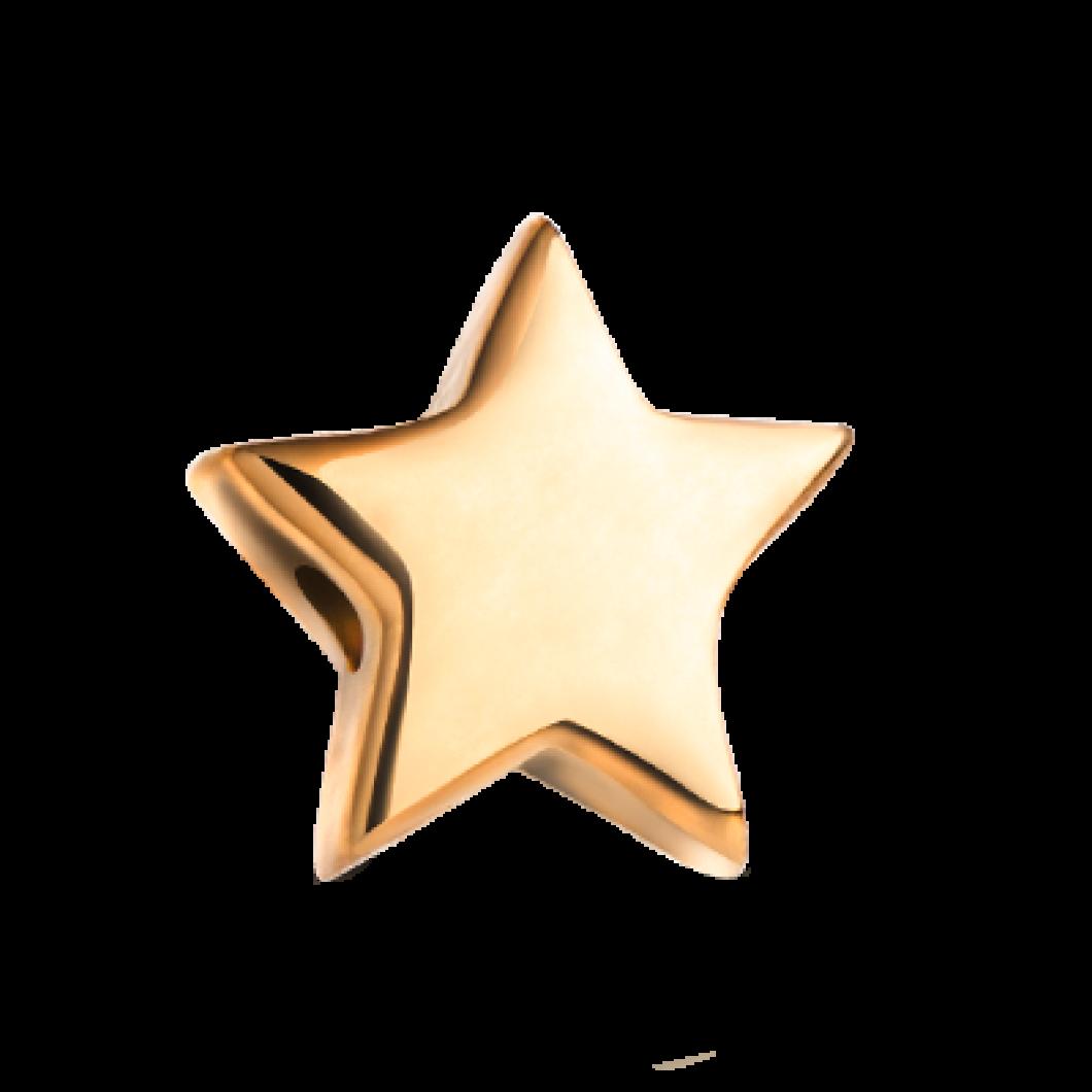 Браслет с шармиком «Звездочка»