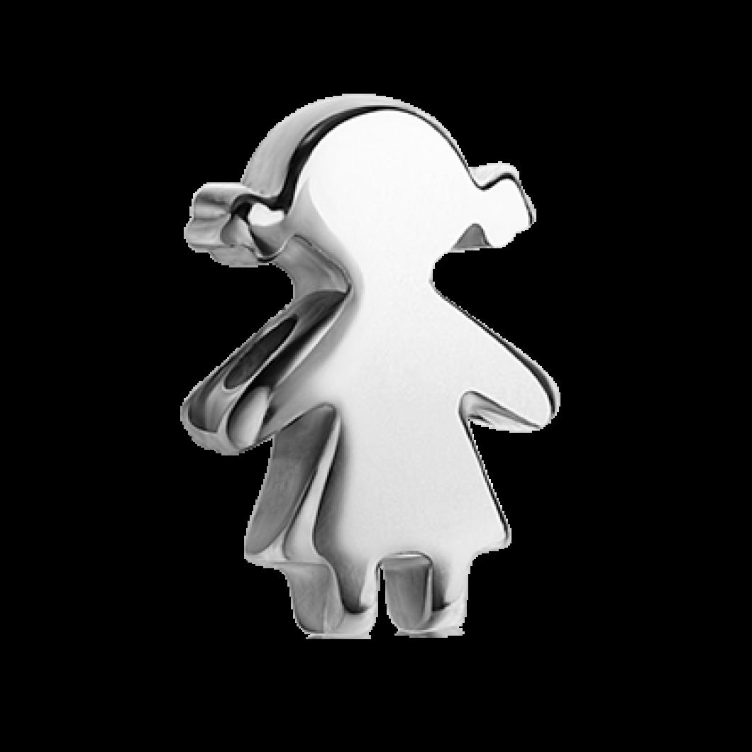 Браслет с шармиком «Девочка»
