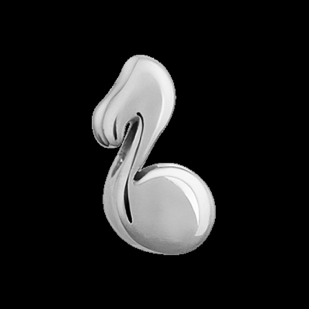 Браслет с шармиком «Нотка»