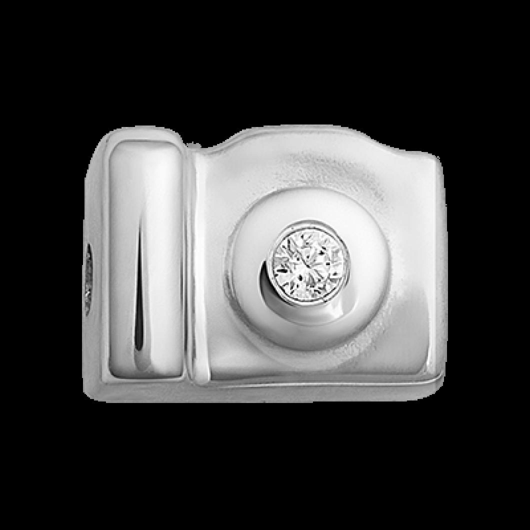 Браслет с шармиком «Фотокамера»
