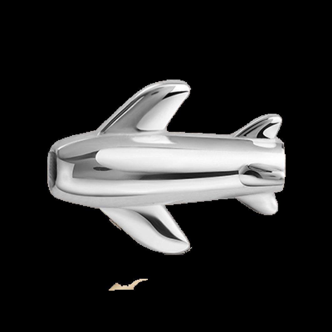 Браслет с шармиком «Самолетик»
