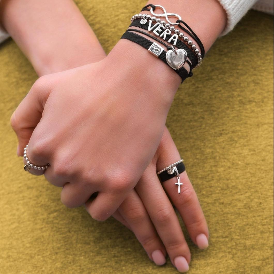 Кольцо «Крестик»