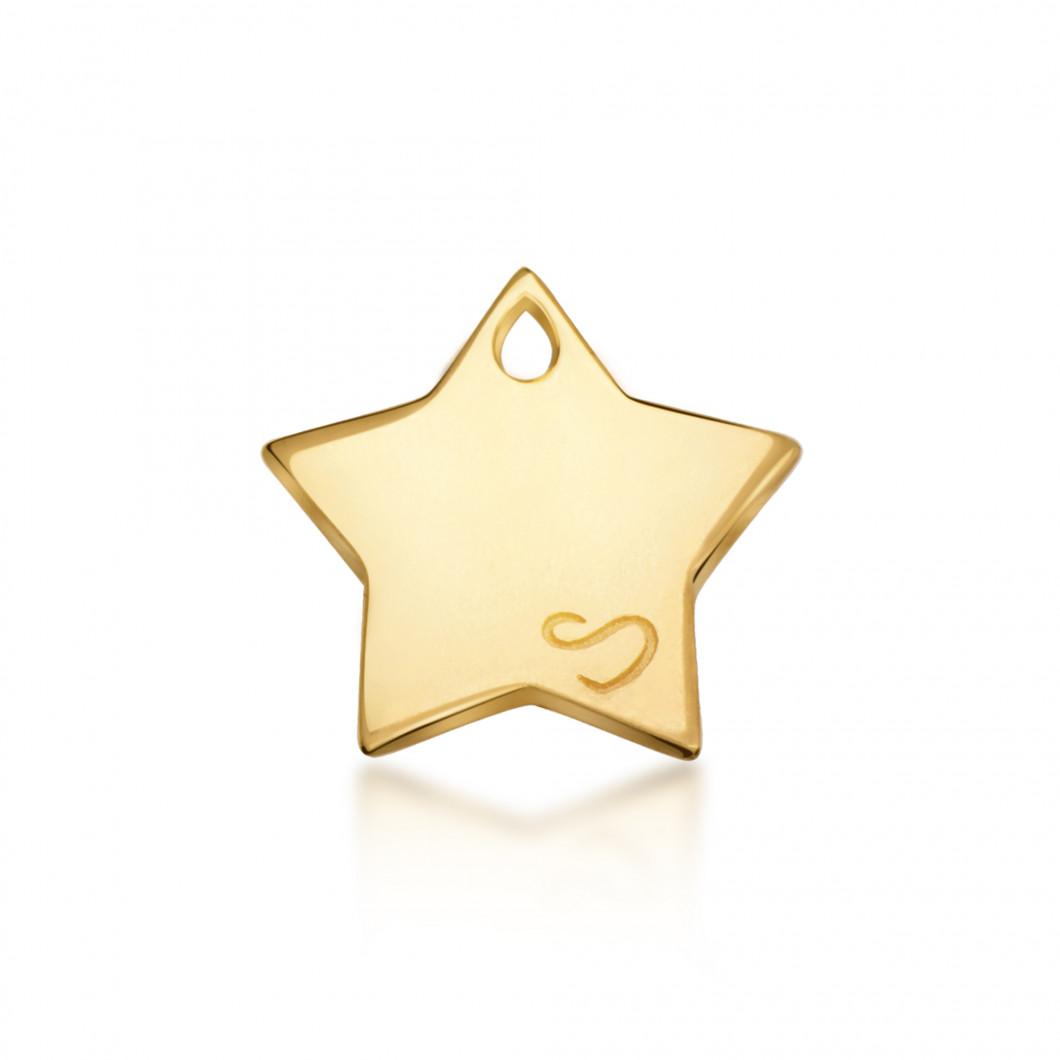 Браслет с подвеской «Звезда»