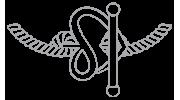 Шелк с замком «Сердце»