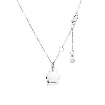 Подвеска «Медвежонок мини» серебро 925
