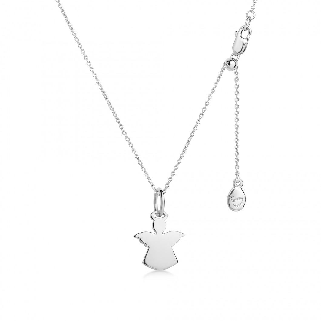 Подвеска «Ангелочек мини» серебро 925