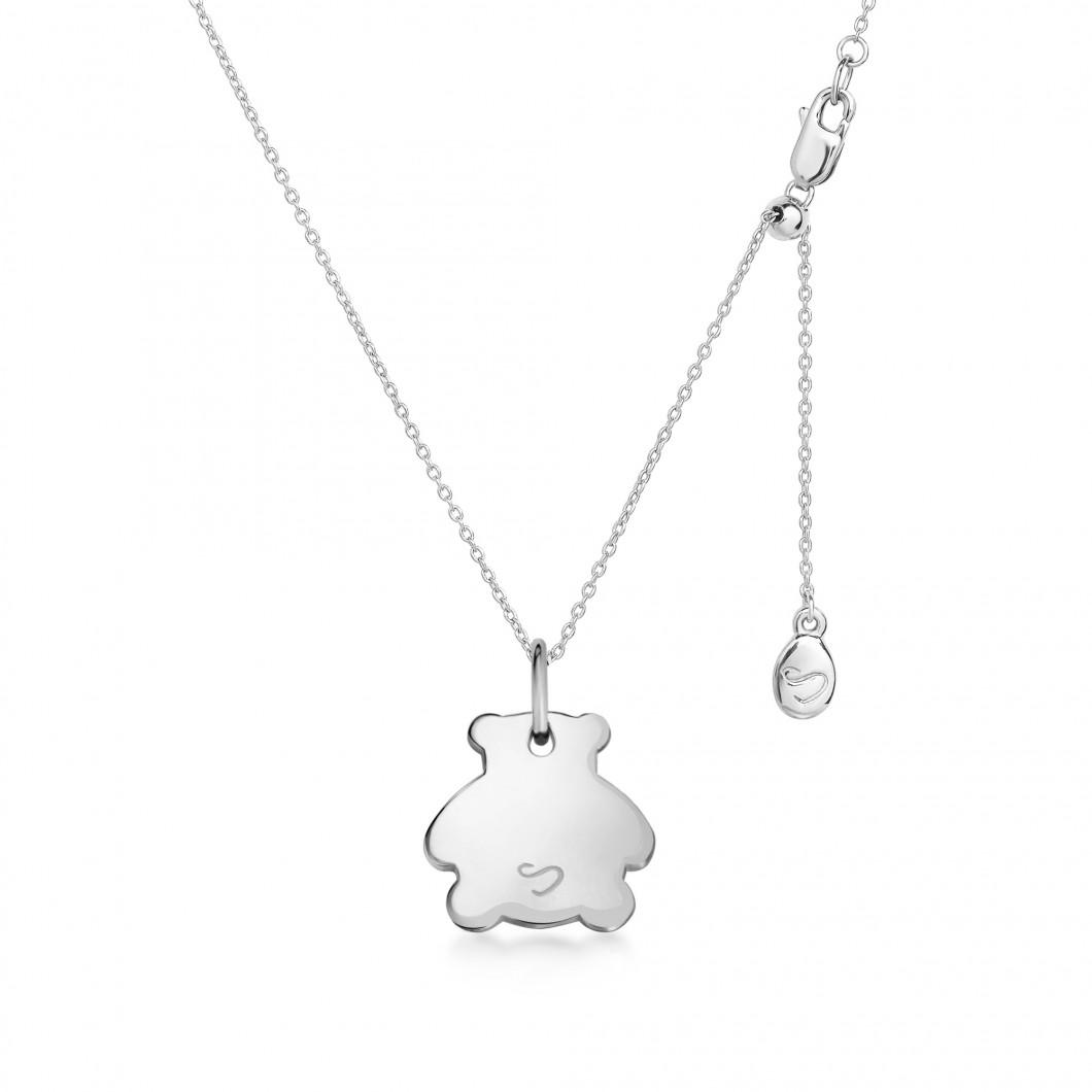 Подвеска «Медвежонок» серебро 925