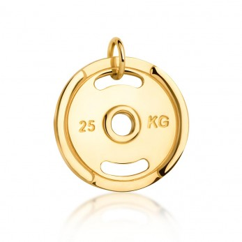 Фитнес кулон «Тренировочный диск»