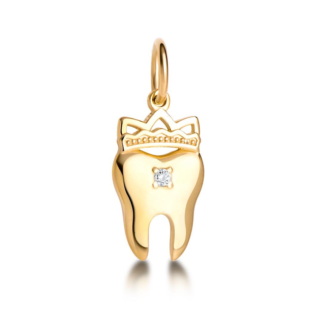 Подвеска «Зубчик»