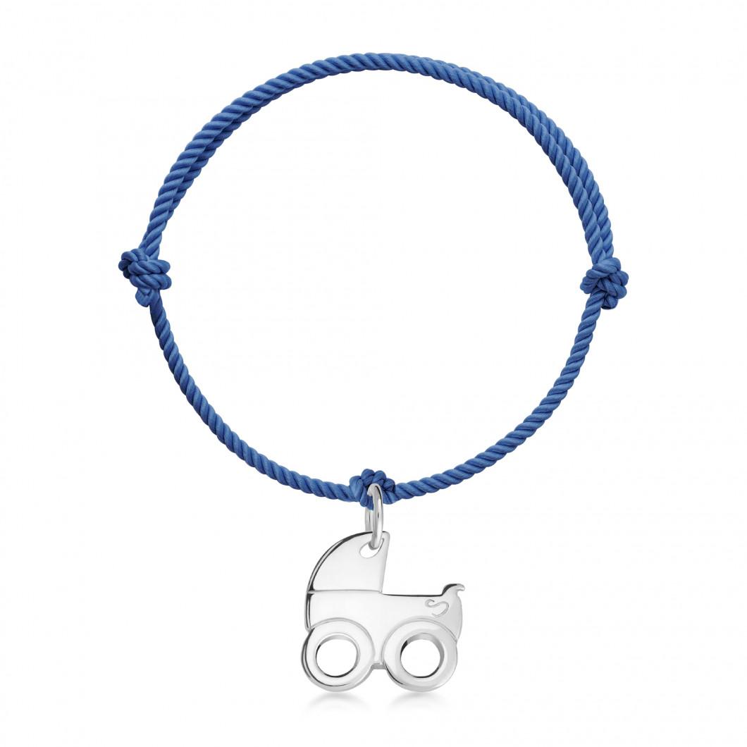 Браслет «Дитяча коляска»