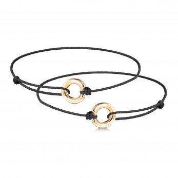 Парные браслеты «Кольцо бесконечности»