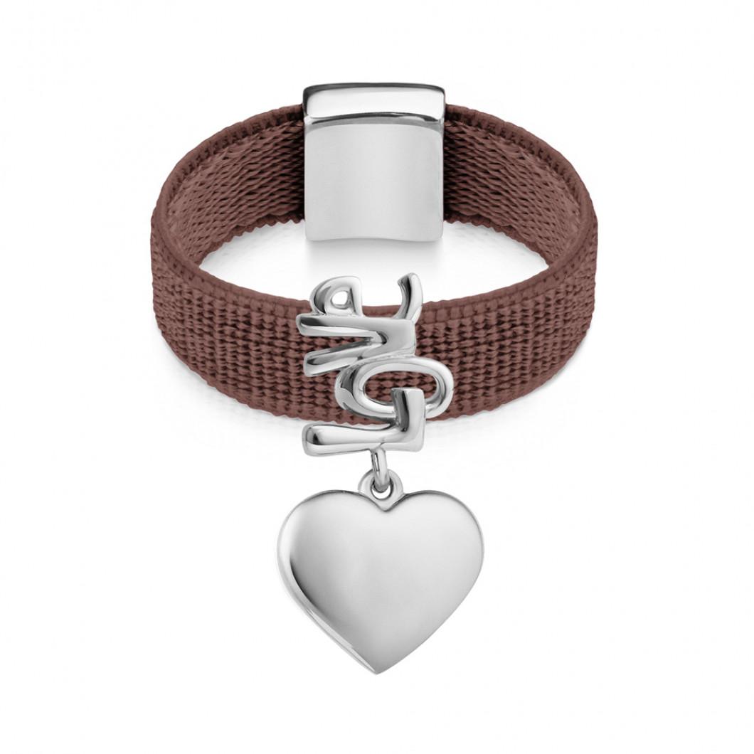 Кольцо «Сердце любви»