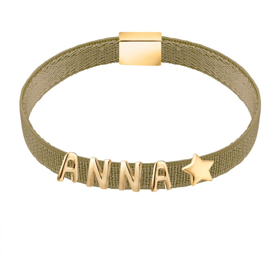 Браслет на ленте комплект «Аnnа»