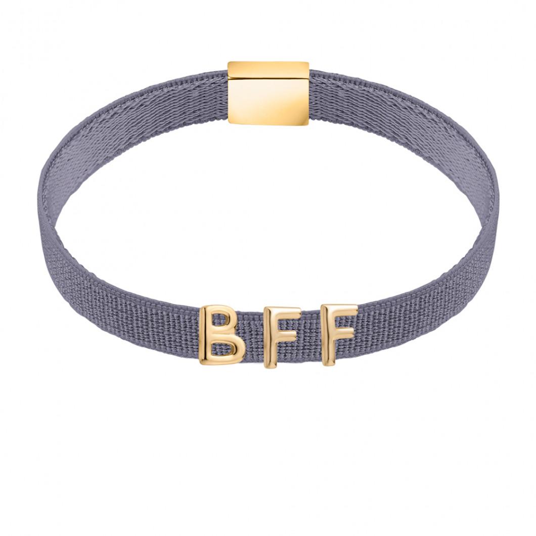 Браслет на ленте комплект «BFF»
