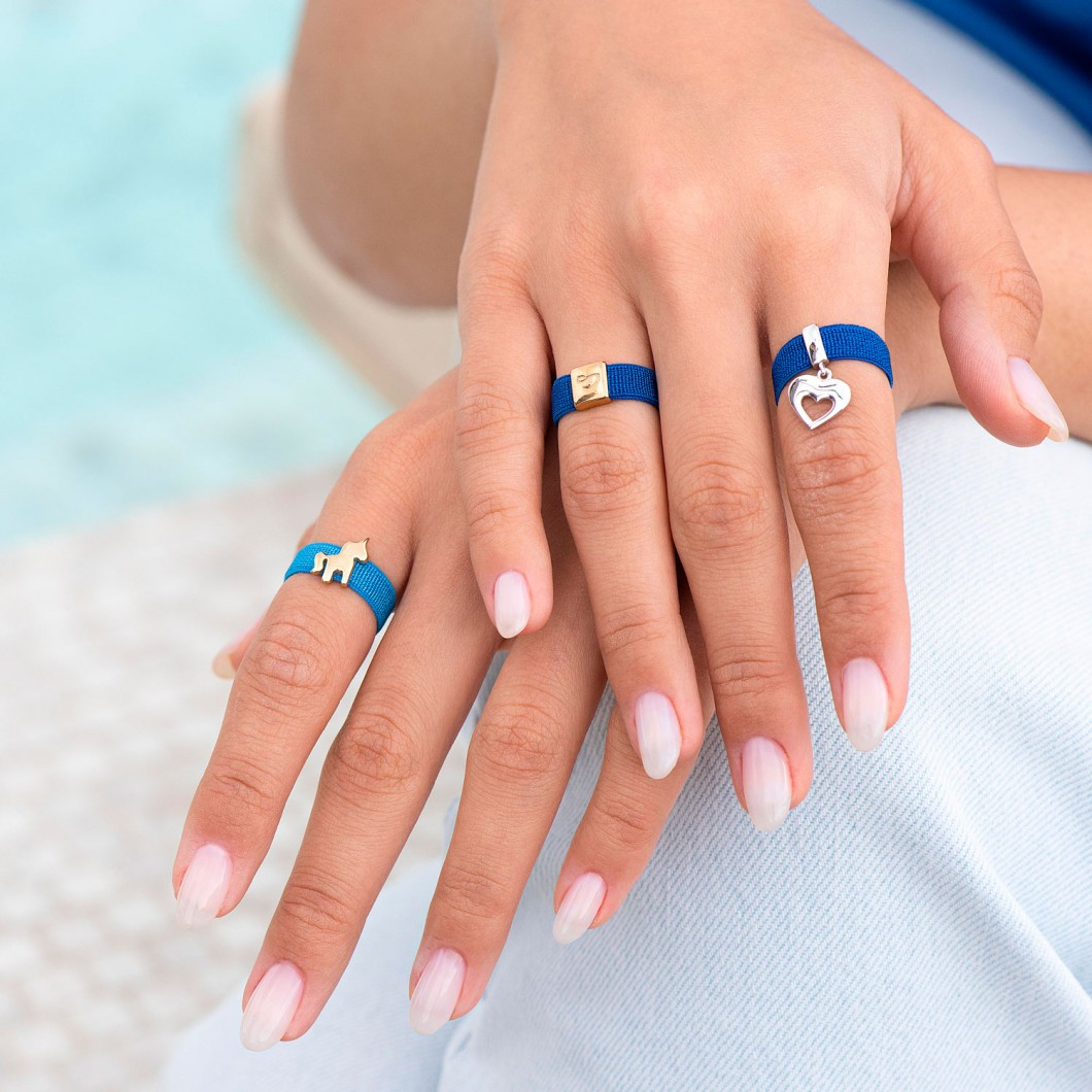 Кольцо «Единорог»