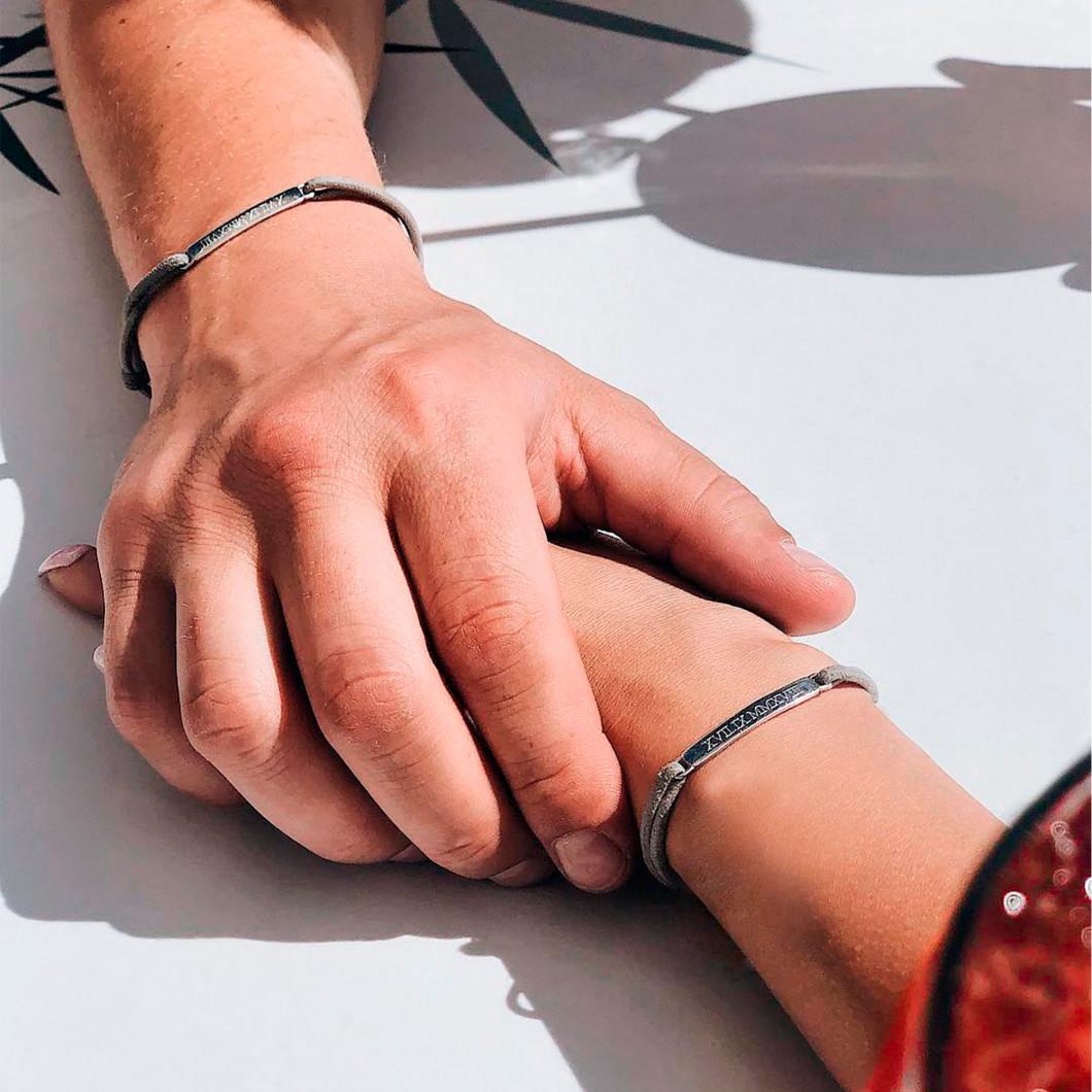 Парные браслеты «Для важных дат»
