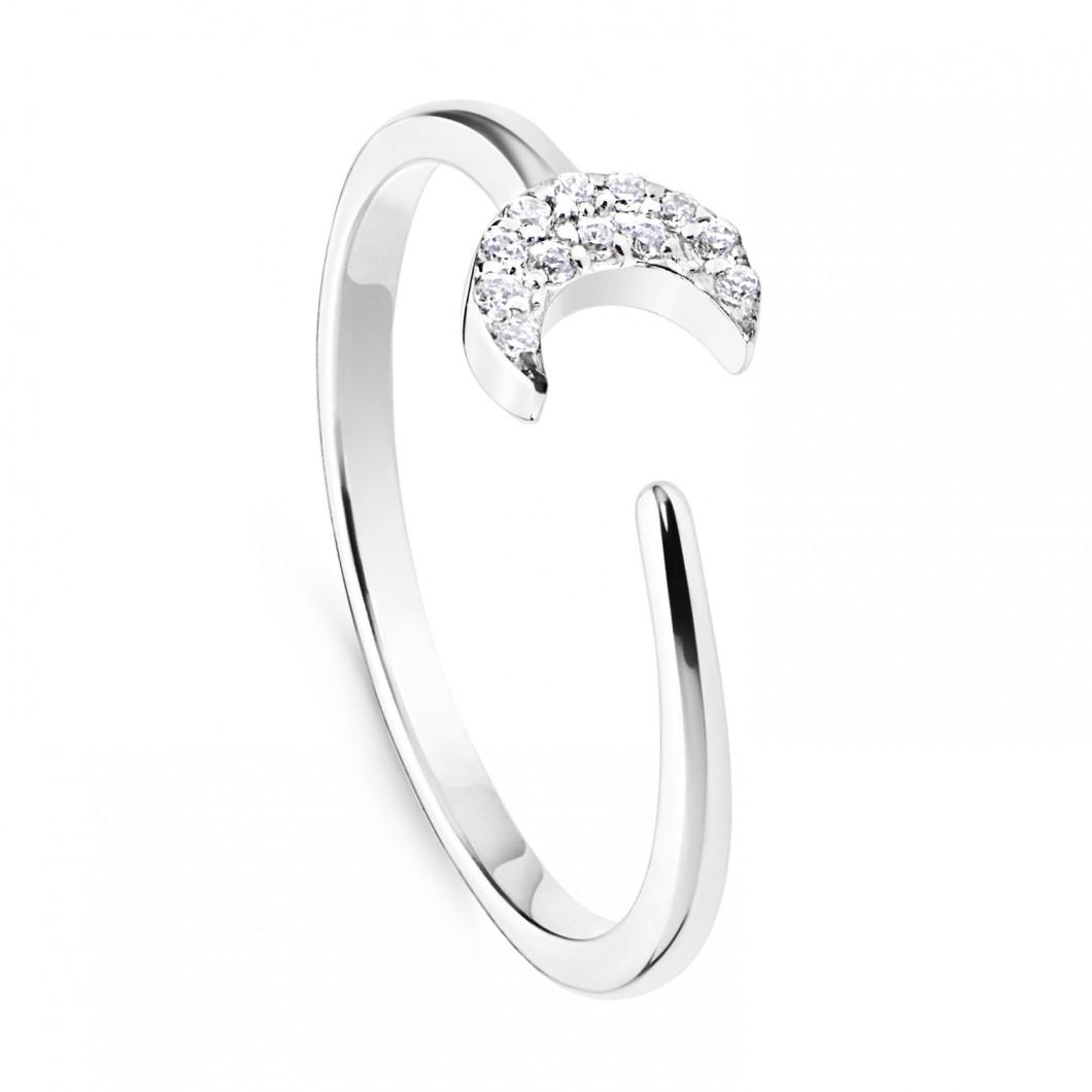 Кольцо «Месяц»