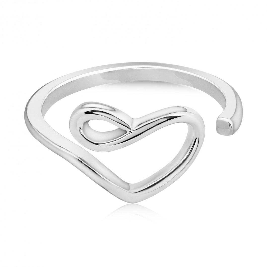 Кольцо «Сердце Peninsula»