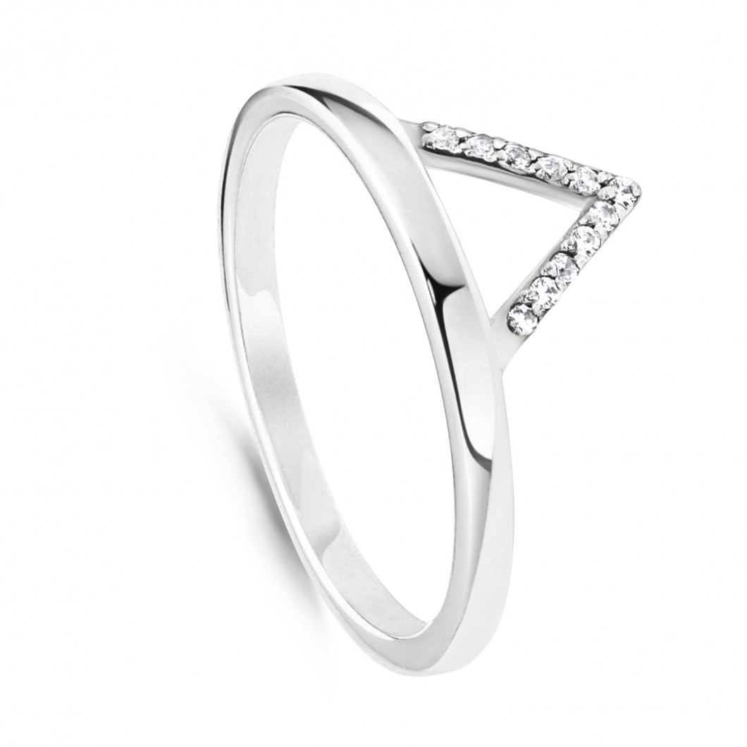 Кольцо «Треугольник»