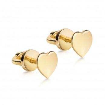 Сережки «Сердце»