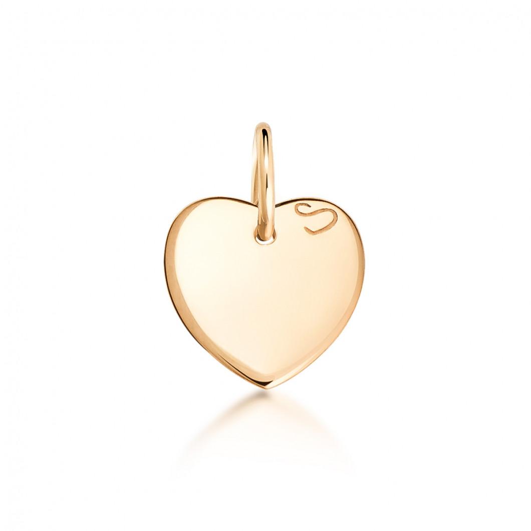 Подвеска «Сердце» мини